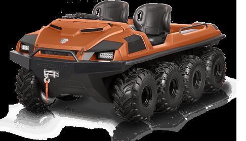Tinger Amor ATV in orange