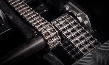Doppelketten und Dreifachketten vom Tinger Armor