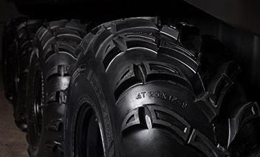 Die Reifen vom Tinger Armor